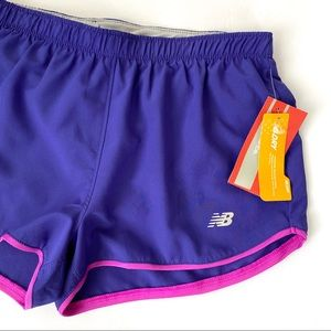 New Balance Dry running shorts